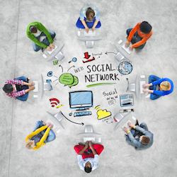 Social Network Based User Segmentation